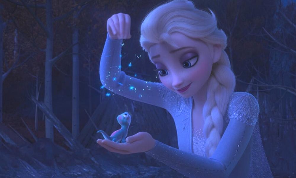 Elsa tendrá una novia