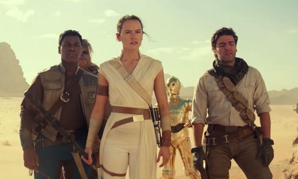 Filtran final de Star Wars 9