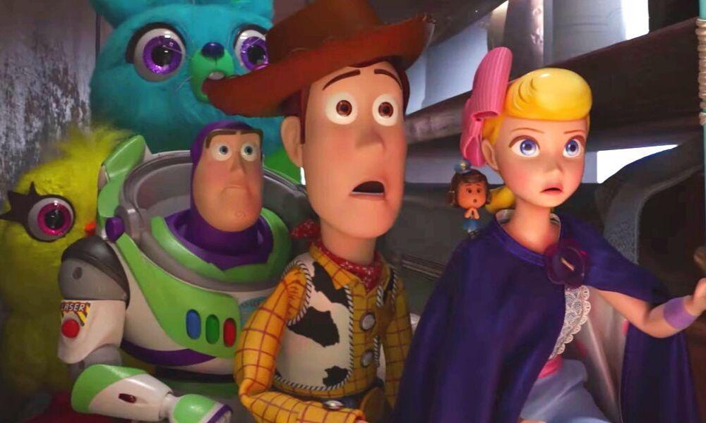 Final alternativo de 'Toy Story 4'