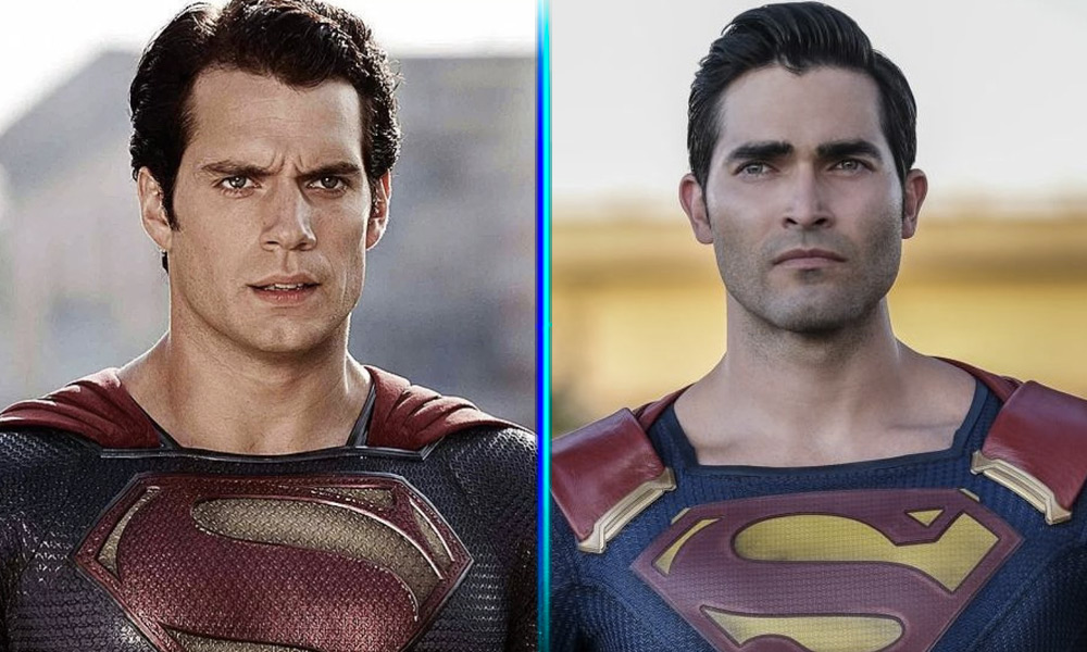 Superman del Arrowverse reemplace a Henry Cavill
