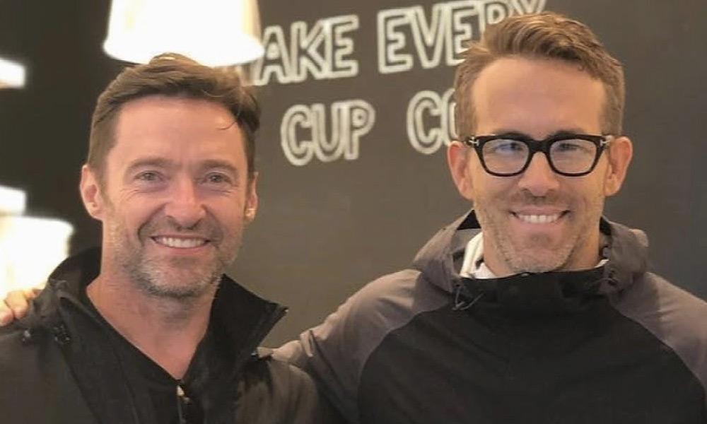 Hugh Jackman y Ryan Reynolds en el remake de 'Contracara'