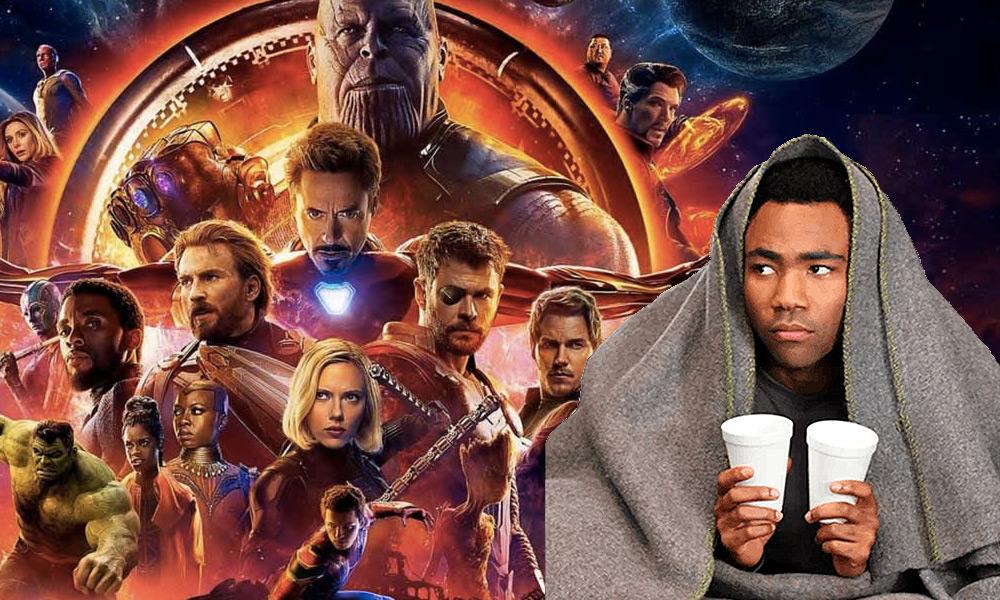 Serie que predijo 'Infinity War' hace ocho años
