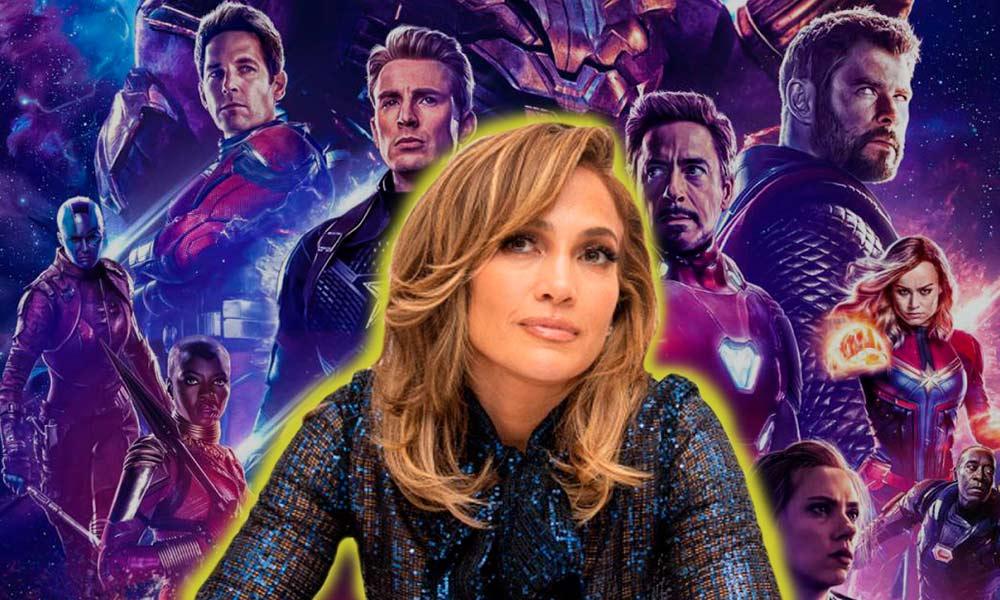 Jennifer Lopez está en contra de Marvel