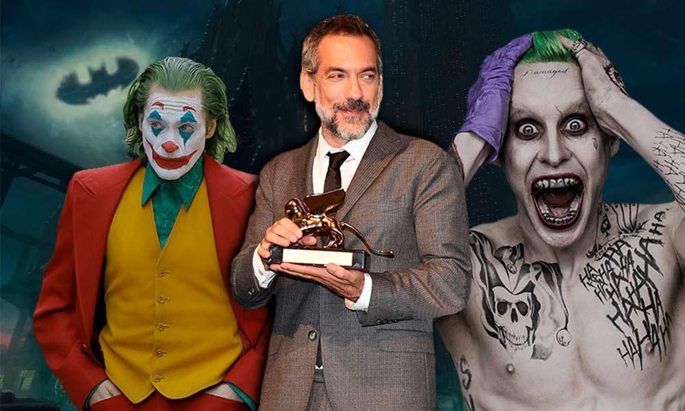 Director de 'Joker' opina sobre Jared Leto
