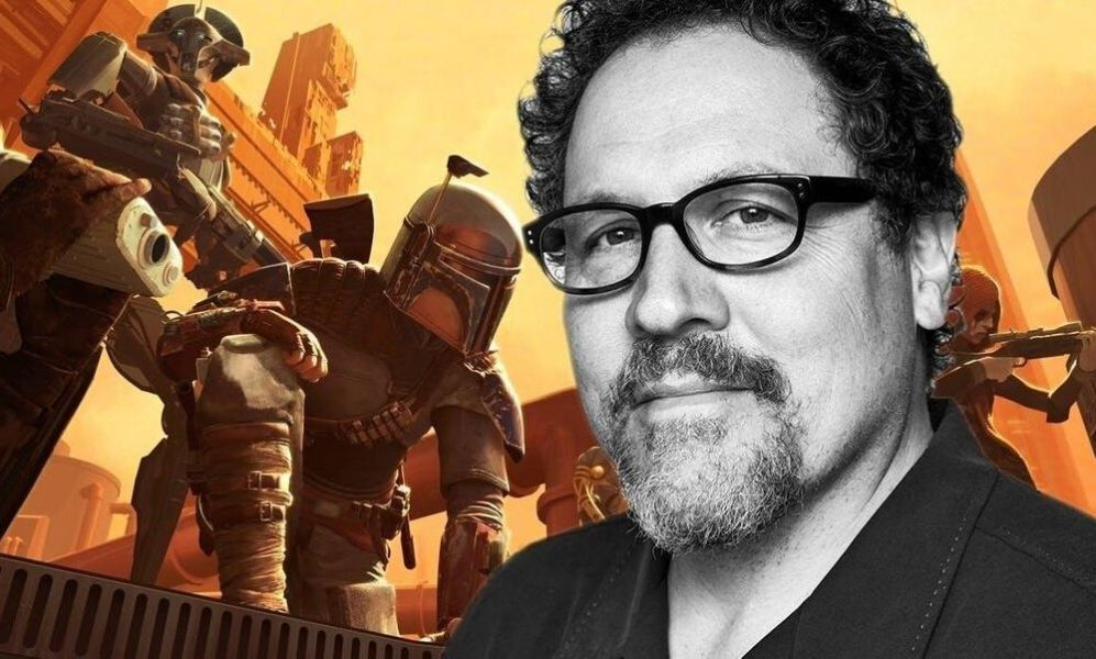 Jon Favreau quiere repetir error de Star Wars