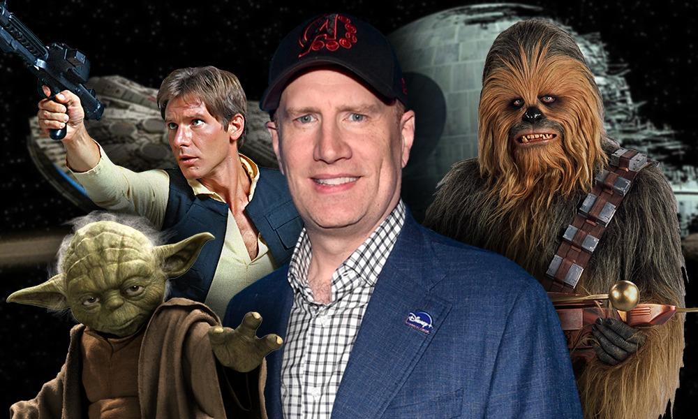Kevin Feige hará una película de 'Star Wars'