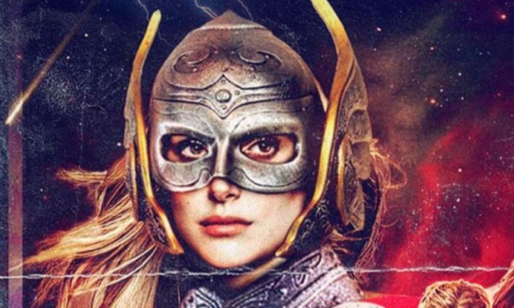 Natalie Portman se convierte en Thor