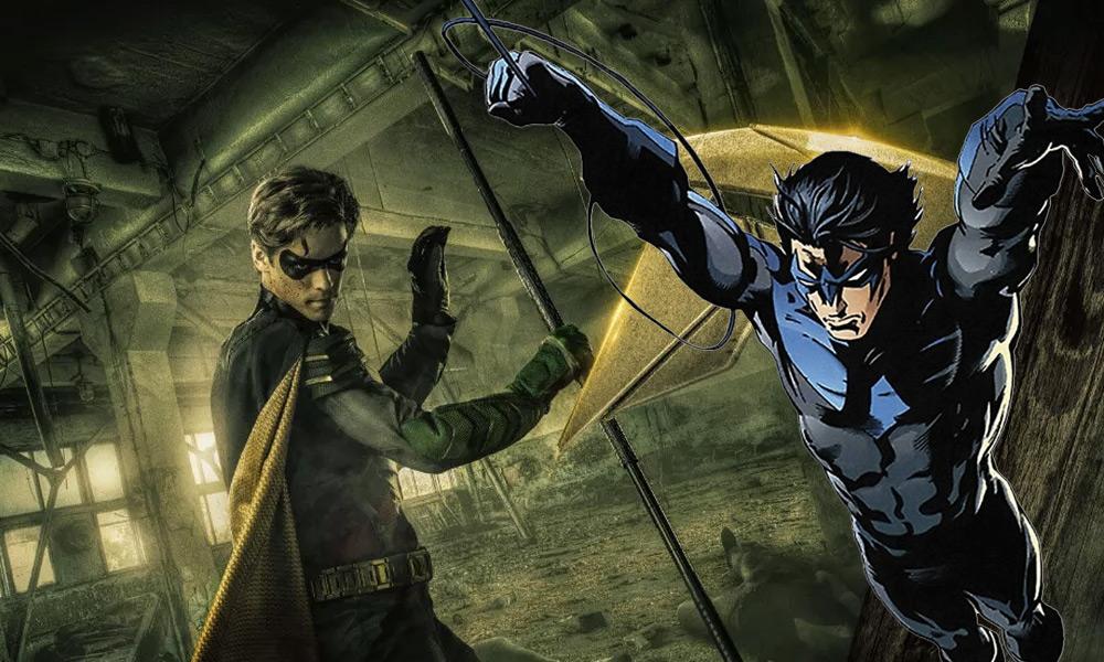 Nightwing en 'Titans'