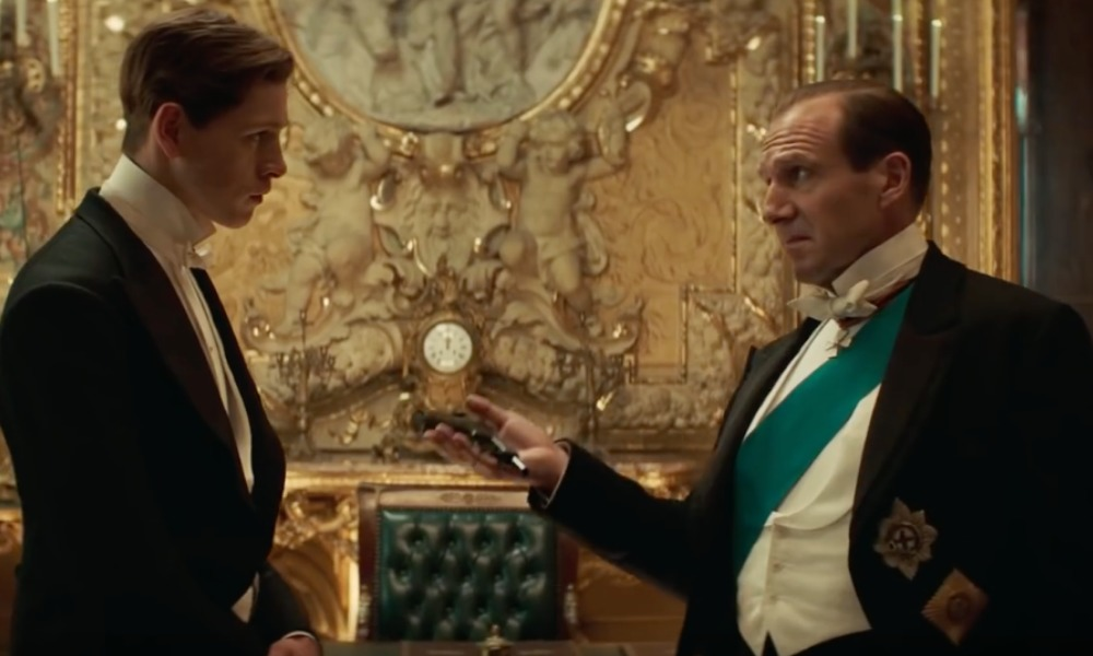 Nuevo trailer de 'The King's Man'