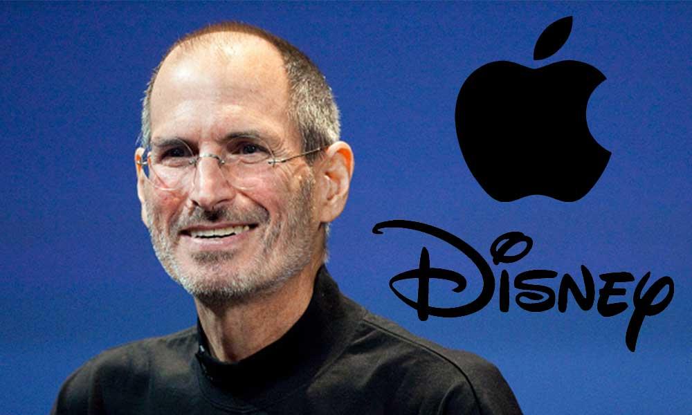 Apple y Disney se abrían fusionado