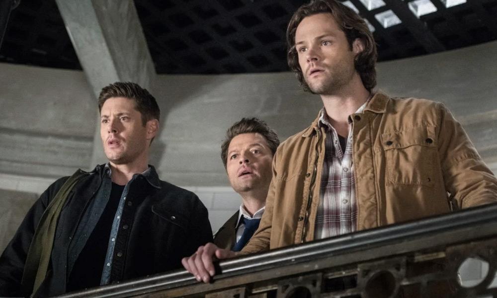 Primera foto de la última temporada de 'Supernatural'