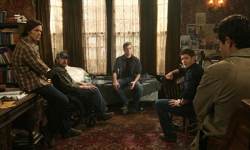 Regreso de Adam en última temporada de 'Supernatural'