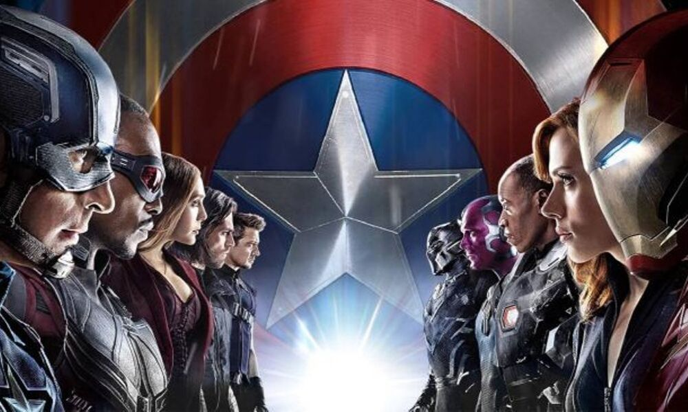 Team Captain America ganó Civil War