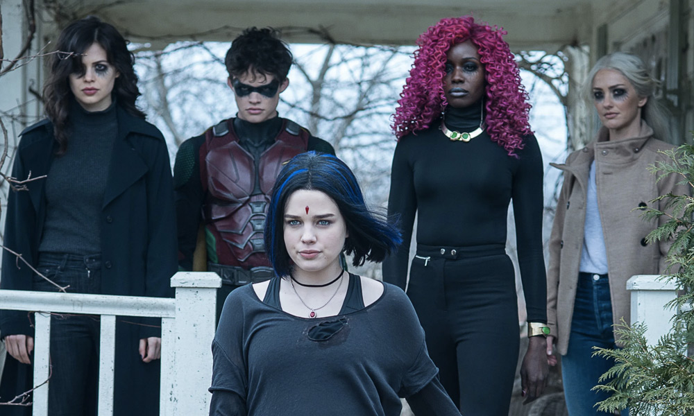 'Death in the Family' llega a 'Titans'