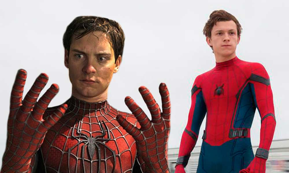 Tom Holland remplaza a Tobey Maguire
