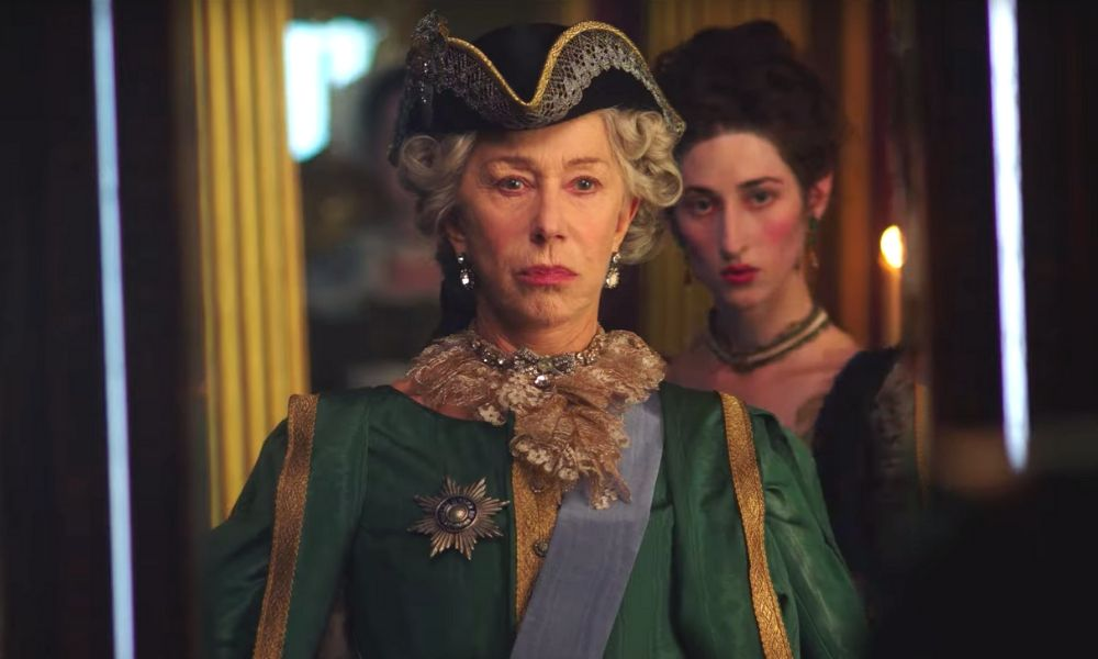 Trailer de 'Catherine the Great'