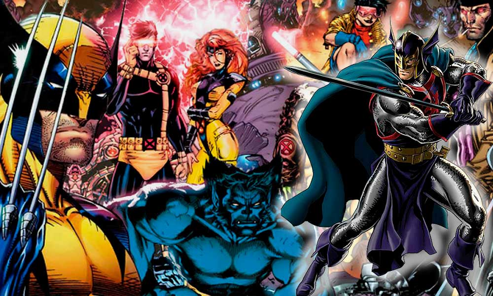 X-Men entrarían al MCU por Black Knight