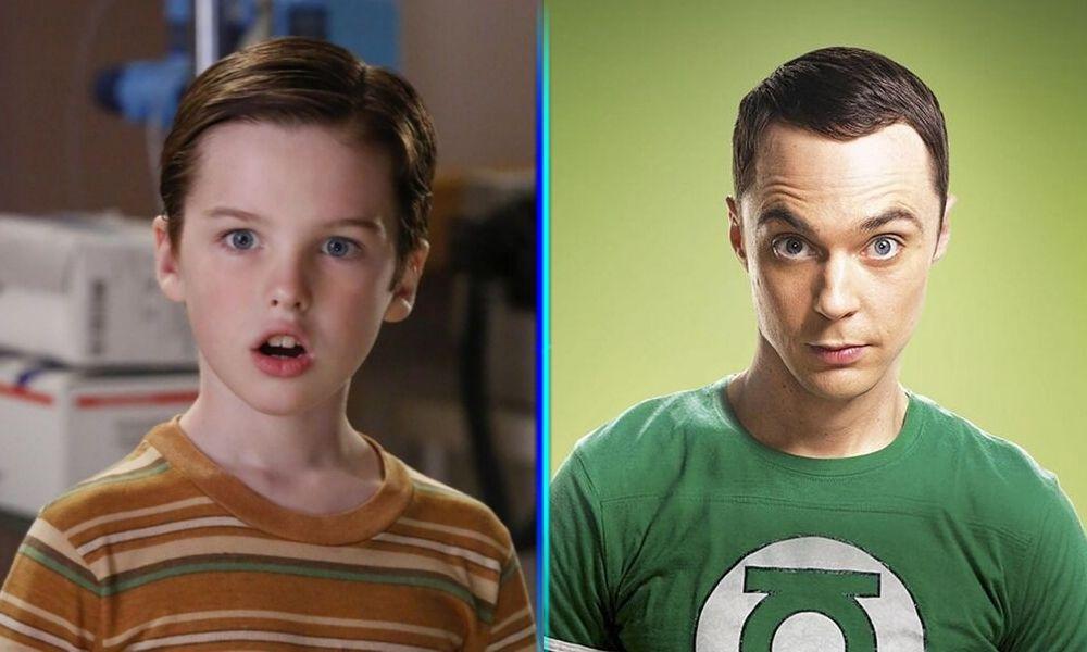 Young Sheldon se separa de The Big Bang Theory