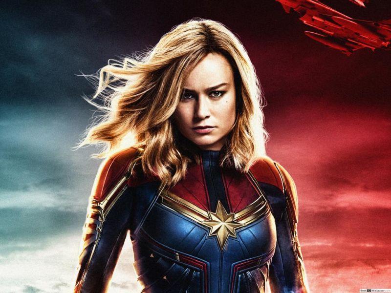 Marvel tendrá una nueva Captain Marvel