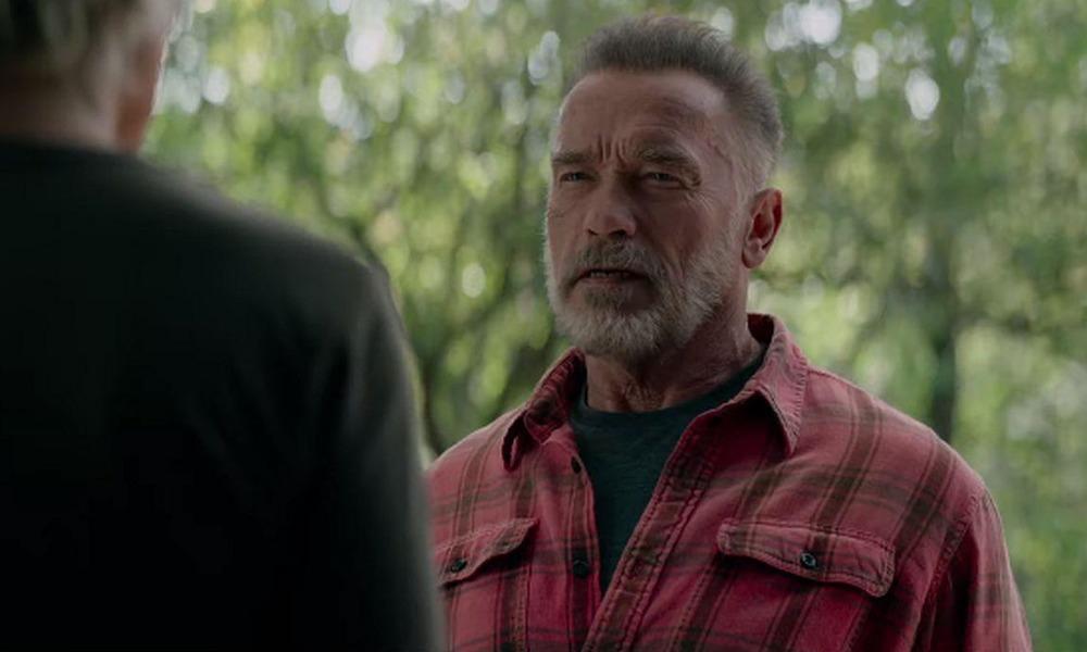Edad de Arnold Schwarzenegger en 'Terminator: Dark Fate'