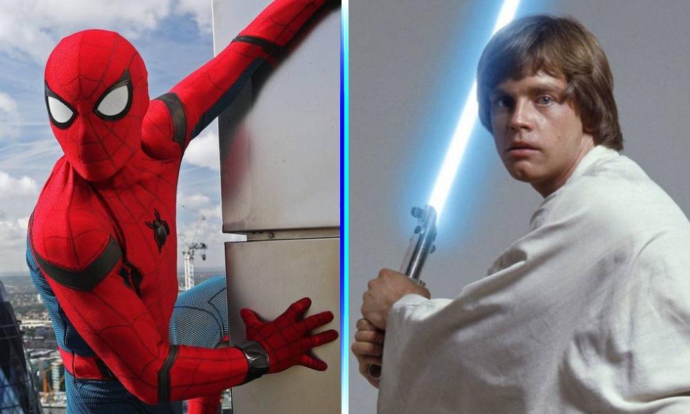 Spider-Man es un Jedi