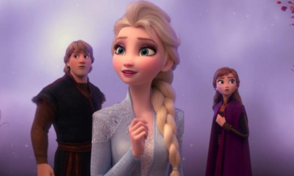Elsa no podría tener pareja en 'Frozen 2'
