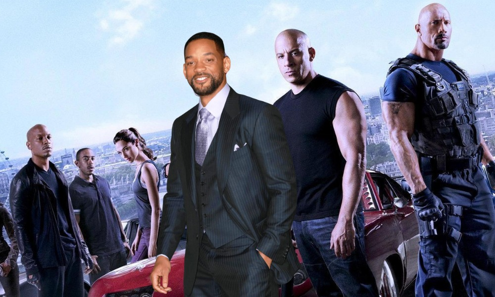 Crossover de 'Bad Boys' y 'Fast and Furious'