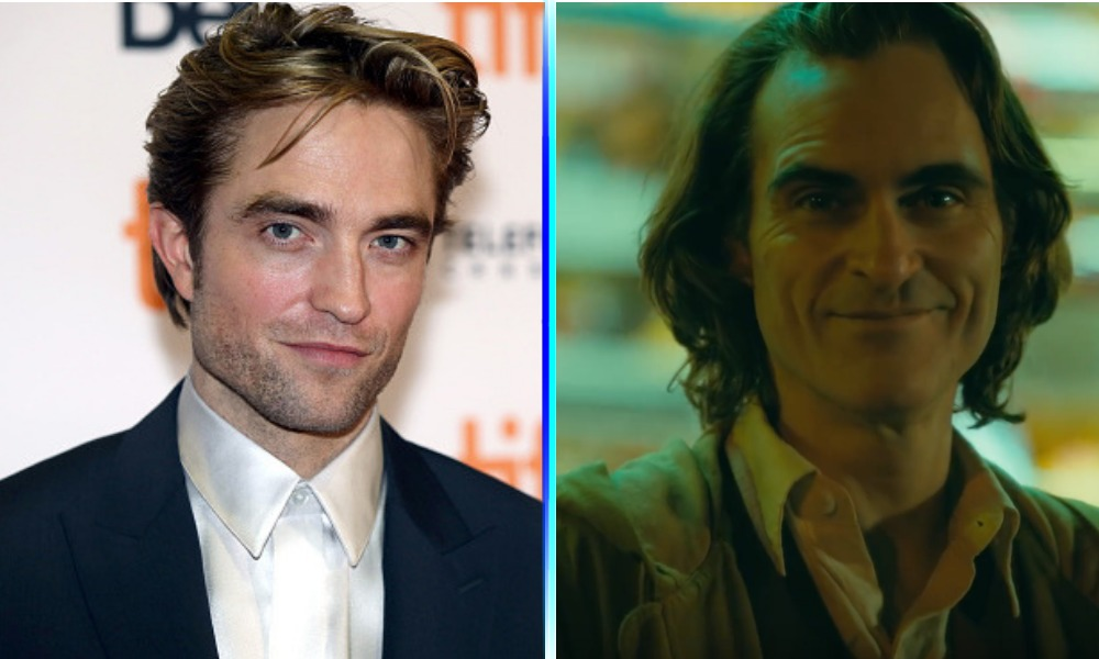 Joaquin Phoenix y Robert Pattinson