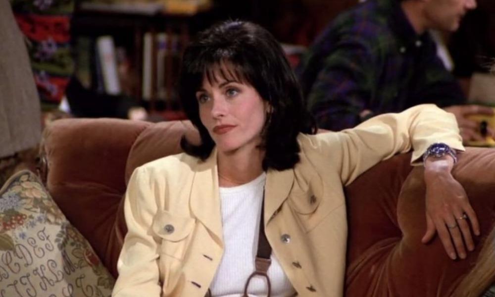 escena de 'Friends' pudo ser censurada