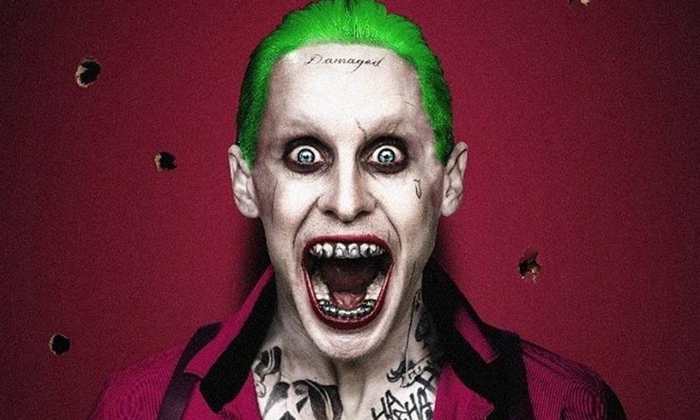 Joker de Jared Leto en 'Suicide Squad'