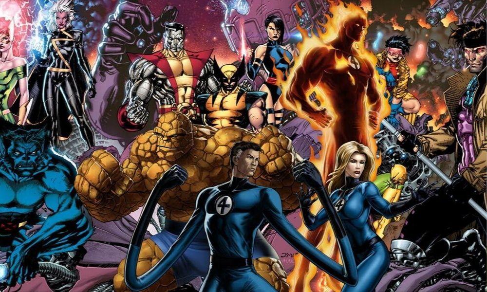 equipos de superheroes en nuevas fases del MCU