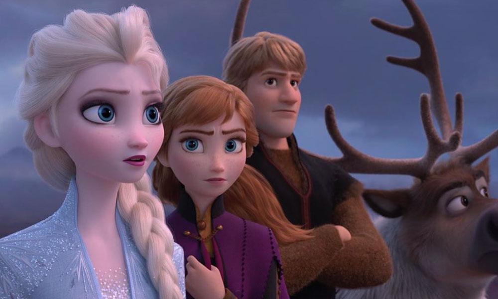 'Frozen 2' superó a 'The Lion King'
