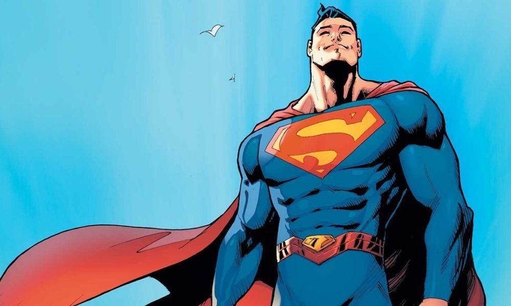 hebilla de Superman
