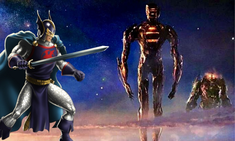 foto de 'Eternals' revela conexión con Black Knight