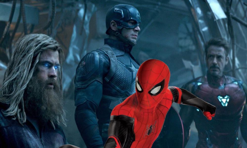 referencia a la trinidad de 'Avengers'