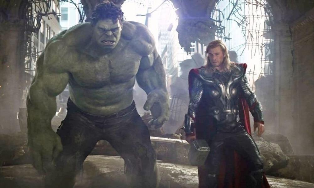 Thor ya se vengó de Hulk