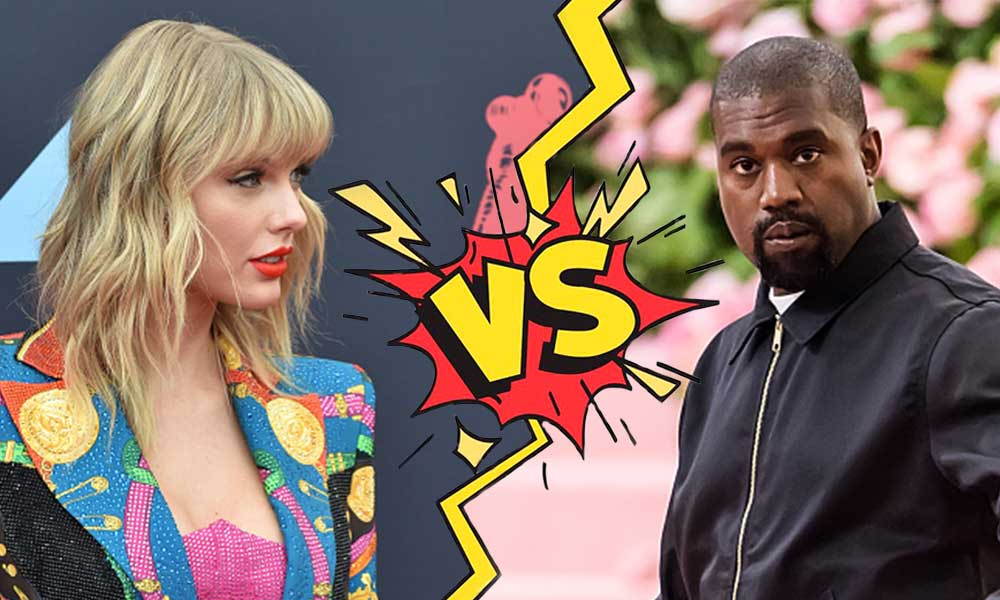 Taylor Swift arremete contra Kanye West