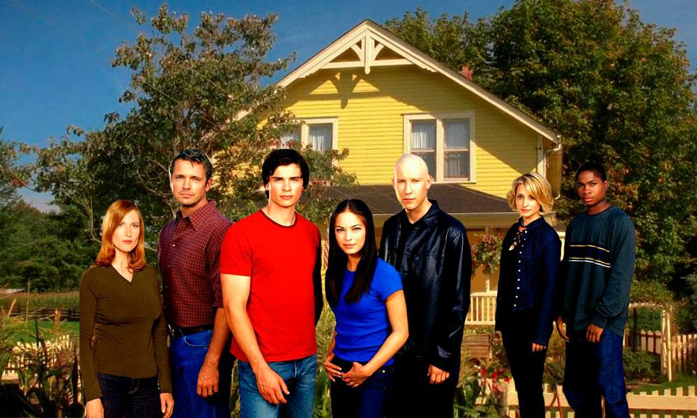 'Crisis on Infinite Earths' cambia final de 'Smallville'