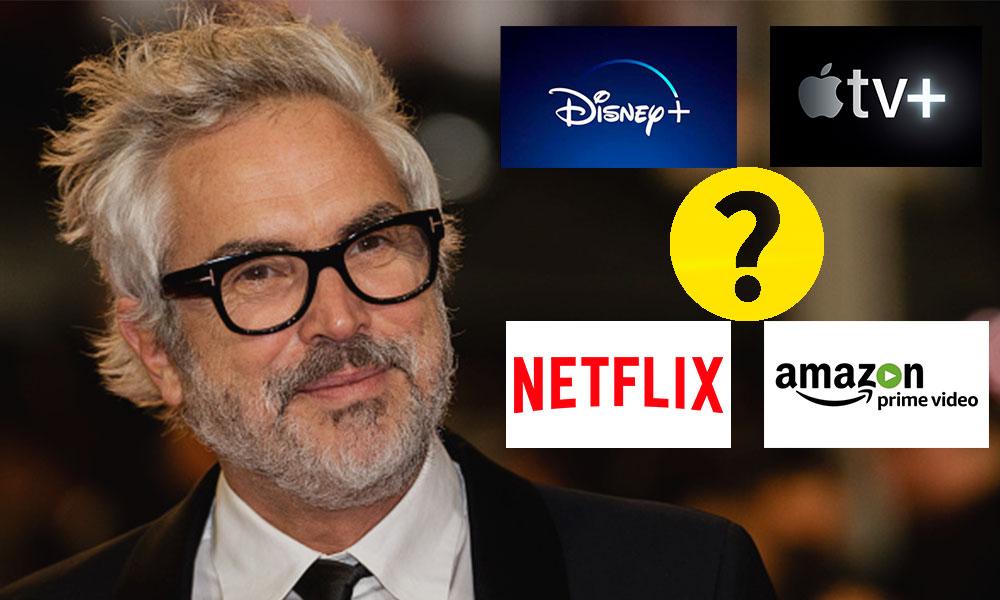 Alfonso Cuarón producirá para Apple TV Plus