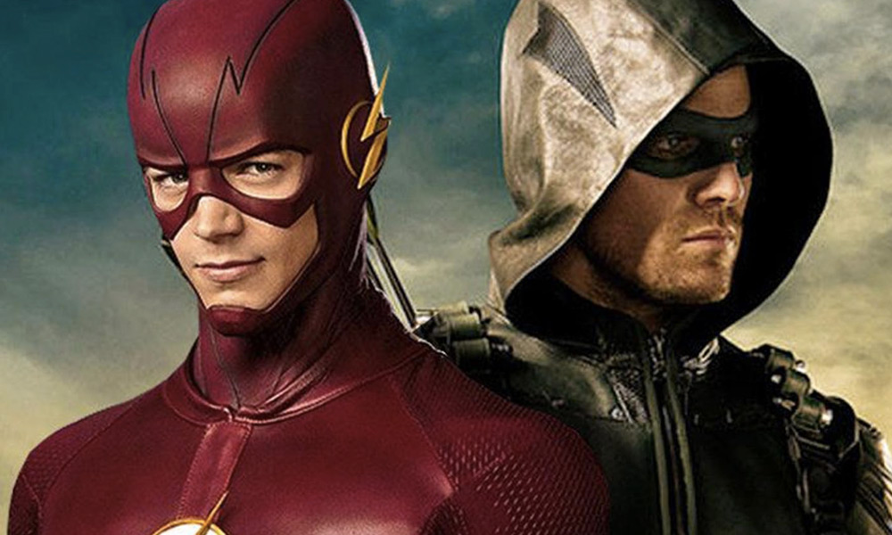 Stephen Amell se despidió de Flash