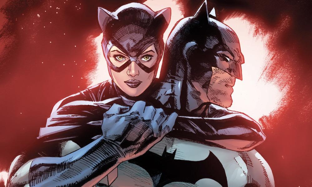 Desarrollo del romance entre Batman y Catwoman