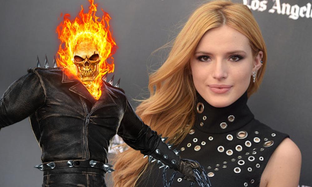 Bella Thorne podría ser Ghost Rider
