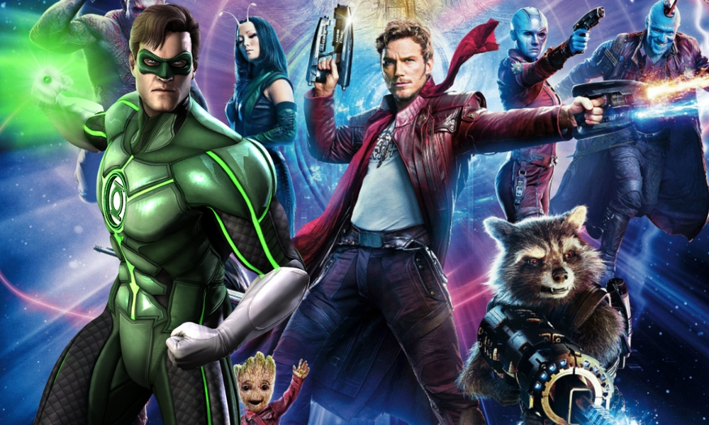 Bradley Cooper sería Green Lantern