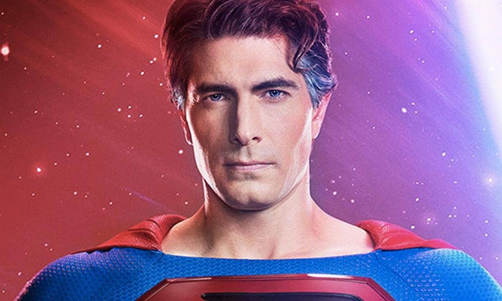Fotos de Brandon Routh como Superman
