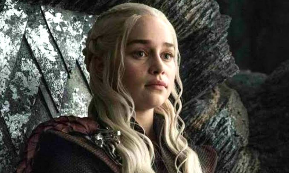 Emilia Clarke habló sobre el final de 'Game of Thrones'