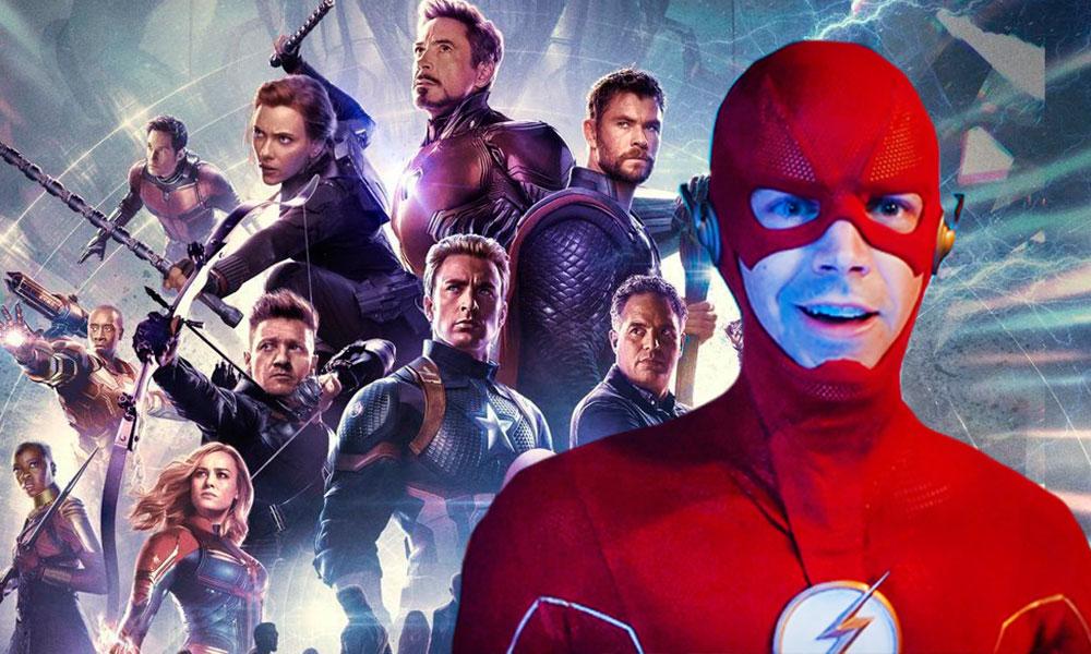Flash puede derrotar a los Avengers