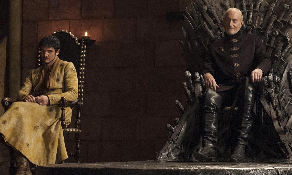 Oberynn Martell no fue el Asesino de Tywin Lannister