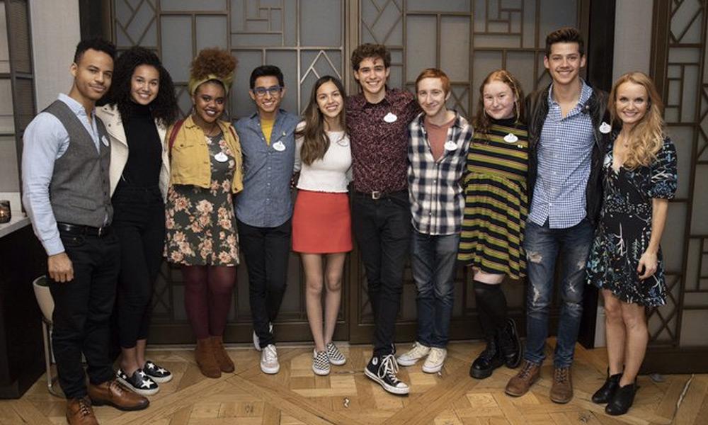 High School Musical Die Serie Folge 2