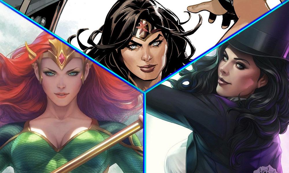 Wonder Woman en el Arrowverse