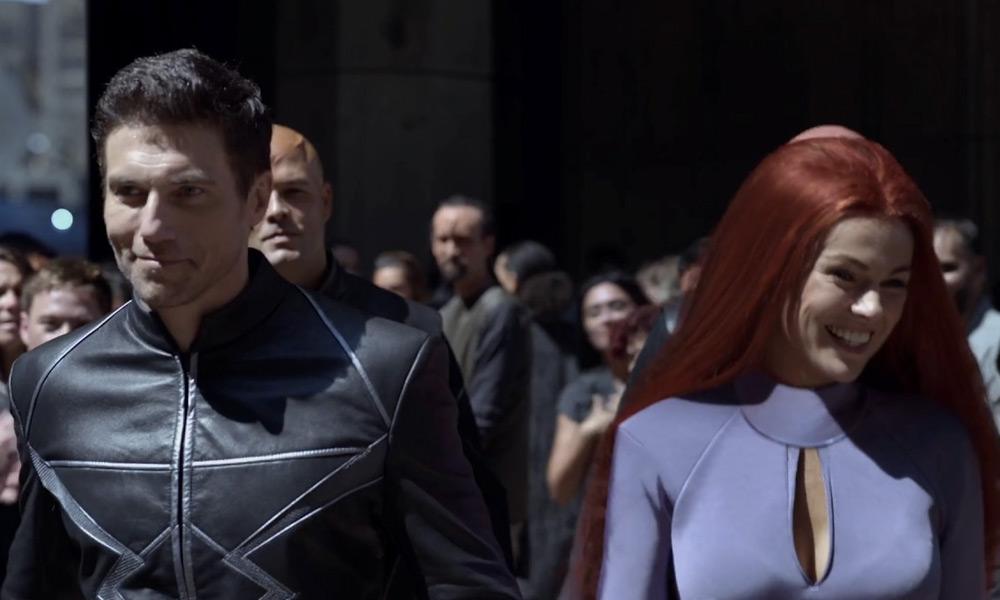 'Inhumans' podría volver a la televisión
